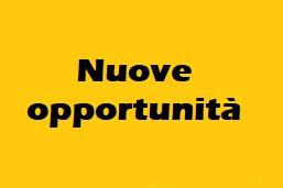 Immagine Pon Nuove opportunità per accedere alla pagina specifica
