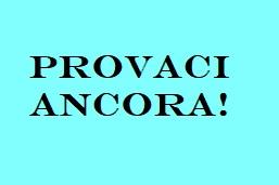 Immagine Pon Provaci ancora per accedere alla pagina specifica