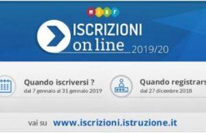 Calendario Esordienti 2020.Iscrizioni 2019 2020 Istituto Comprensivo Carlo V